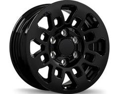 Replika Wheels R239 Series - Gloss Black