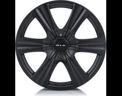 RTX Aspen Wheels - Satin Black