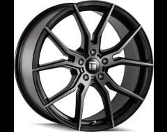 Touren Wheels TF01 3501 Series - Brushed matte black - Dark Tint