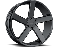 Milanni 472 Switchback Wheels - Satin Black