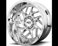 Moto Metal MO985 BREAKOUT Series Wheels - Chrome