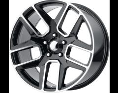 OE Creations Wheels PR192 - Gloss Black - Machined