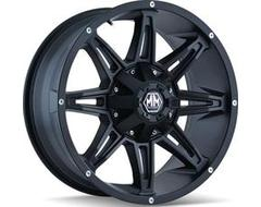 Mayhem RAMPAGE 8090 Series Wheels - matte black