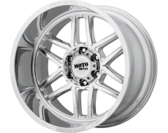 Moto Metal MO992 FOLSOM Series Wheels - Chrome