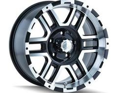 Ion Wheels 179 Series - Machined - Machined lip