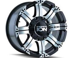 Ion Wheels 187 Series - Machined - Machined lip