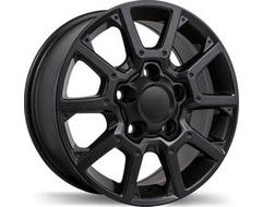 Replika Wheels R226 Series - Satin Black