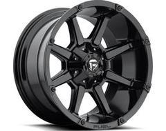 Fuel Off-Road Wheels D575 COUPLER - Gloss Black