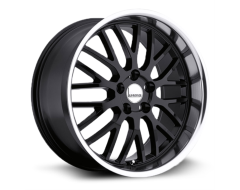 Lumarai Kya Series Wheels - Black machined
