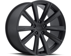 Milanni 471 Splinter Wheels - Satin Black