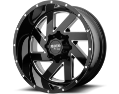 Moto Metal Wheels MO988 MELEE - Gloss Black Milled