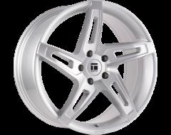 Touren Wheels TF04 3504 Series - Brushed - Silver