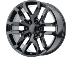OE Creations Wheels PR196 - Gloss Black