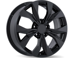 Replika Wheels R192 Series - Gloss Black