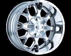 Mayhem WARRIOR 8015 Series Wheels - chrome