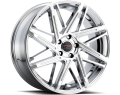Milanni 9062 Blitz Wheels - Chrome