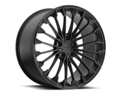 Victor Equipment Wurttemburg Series Wheels - Matte black with gloss black face