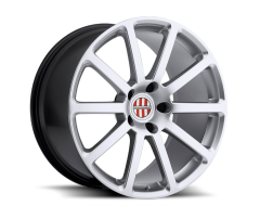 Victor Equipment Zehn Series Wheels - Hyper silver