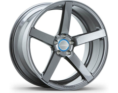 Vossen CV3R Series Wheels - Gloss graphite with polished face