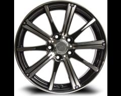 RTX Spark Wheels - Black - Machined