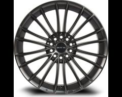 RTX Turbine II Wheels - Satin Black
