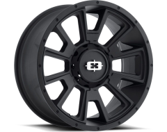 Vision Wheels 391 Rebel - Satin - Black