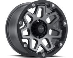 Vision Wheels 416 Se7en - Satin Grey