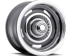 Vision Wheels 55 Rally Silver - Silver