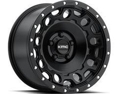 XD Series Wheels XD129 HOLESHOT - Satin Black