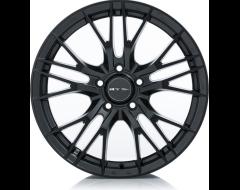 RTX Vertex Wheels - Satin Black