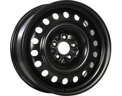 RNB Wheels STEEL WHEEL - Gloss Black