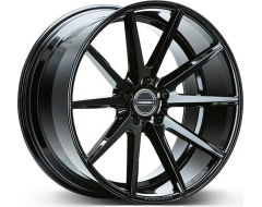 Vossen VFS1 Series Wheels - Satin black