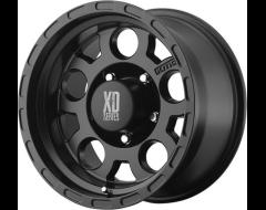XD Series Wheels XD122 ENDURO - Matte black