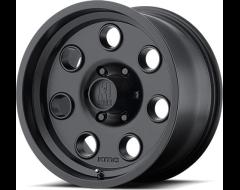 XD Series XD300 PULLEY Series Wheels - Satin black