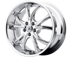 Asanti ABL-8 ELEKTRA Series Wheels - Chrome