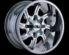 Cali Off-Road TWISTED 9102 Series Wheels - chrome