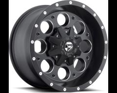 Fuel Off-Road Wheels D525 REVOLVER - Matte Black - Milled