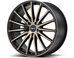 Helo Wheels HE894 - Satin Black - Dark Tint
