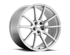 Lumarai Riviera Series Wheels - Silver with mirror cut face