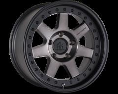 Mayhem PRODIGY 8300 Series Wheels - matte black with dark tint