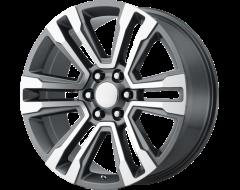 OE Creations Wheels PR182 - Gunmetal - Machined