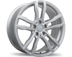 Replika Wheels R200 Series - Gloss Silver