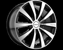 Touren Wheels TR3 3130 Series - Matte black