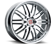 Victor Equipment Lemans Series Wheels - Chrome