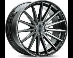 Vossen VFS2 Series Wheels - Tinted gloss black