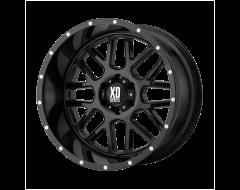 XD Series Wheels XD820 GRENADE - Gloss Black