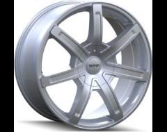Touren Wheels TR65 3265 Series - Silver