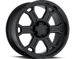 Vision Wheels 372 Raptor - Matte black