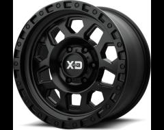 XD Series Wheels XD132 RG2 - Satin Black