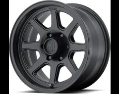 XD Series Wheels XD301 TURBINE - Satin - Black